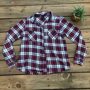 Forever 21 Women's Flannel Size Medium